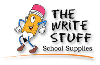 Write Stuff School Supplies